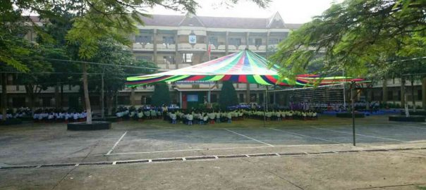 Lễ khai giảng năm học mới - Năm học 2017 -2018